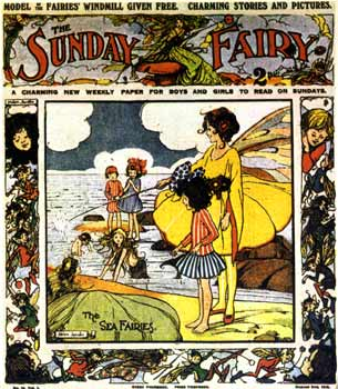 The Sunday Fairy, by Helen Jacobs 1919