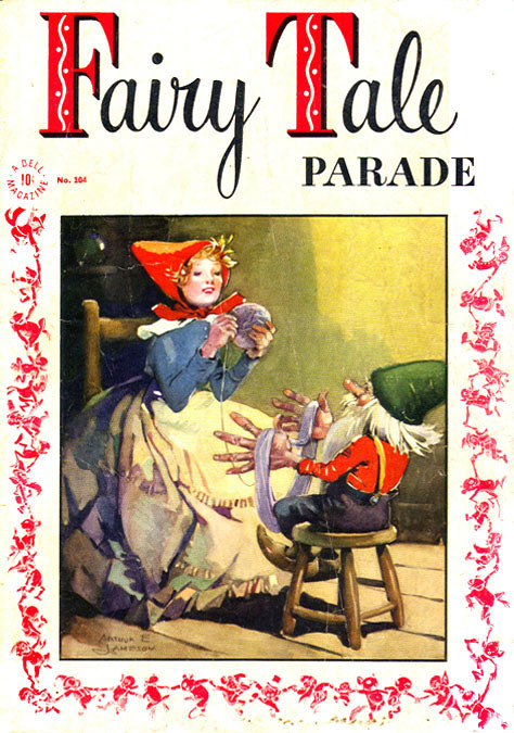 Fairy Tale Parade by Arthur Jameson