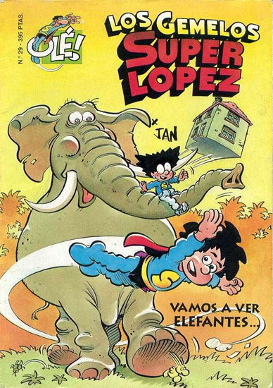 Superlopez, by Jan