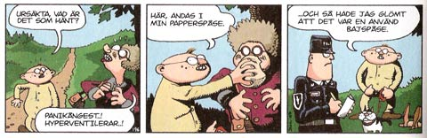 Fingerpori by Pertti Jarla