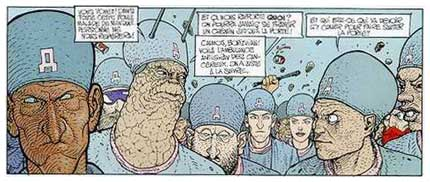 Avant l'Incal, by Zoran Janjetov and Alexandro Jodorowky