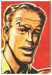 Dan Dare, by Harold Johns