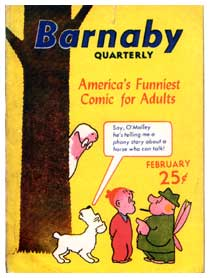 Barnaby cover, by Crockett Johnson