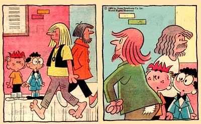 Beany, by Frank Johnson (1969)