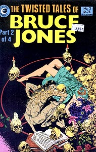 Twisted Tales, by Bruce Jones