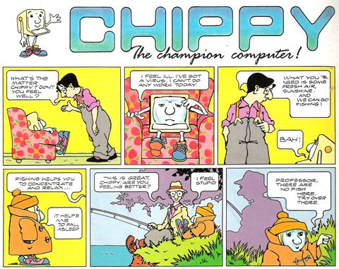Chippy by Julian