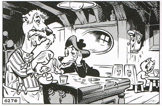Tom Poes by Fred Julsing and Marten Toonder