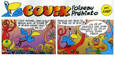 Couik, by Jacques Kamb