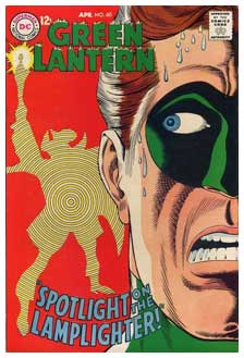 Green Lantern, by Gil Kane