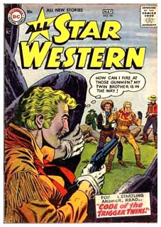 All Star Western, by Gil Kane
