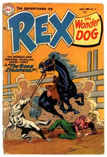 Rex the Wonder Dog, by Gil Kane