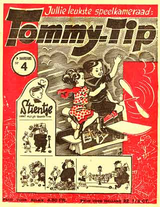 Tommy Tip, by John C. Kennis