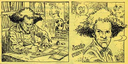 from Spunk, by Bane Kerac (1980)
