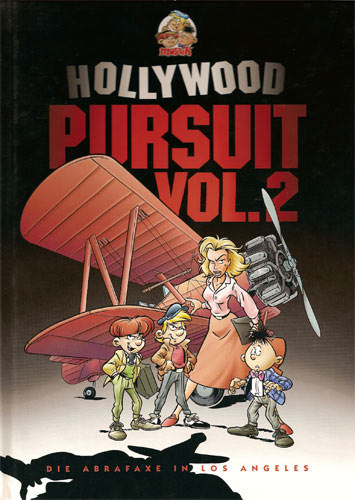 Hollywood Pursuit, by Thorsten Kiecker