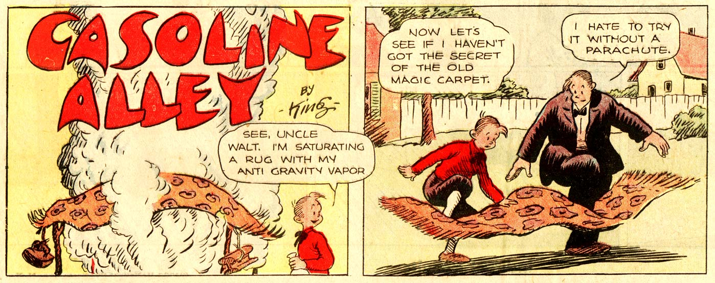 Gasoline Alley by Frank King