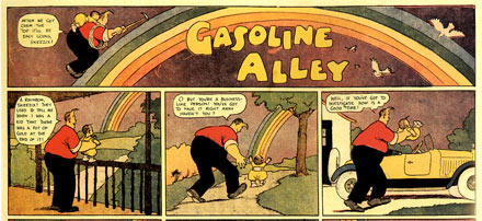 Gasoline Alley, by Frank King