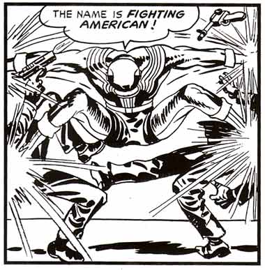 Fighting American, by Jack Kirby