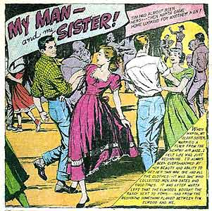 My Man and My Sister, by Alice Kirkpatrick 1953