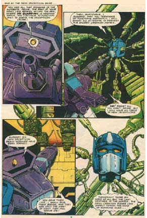 Transformers, by Barry Kitson