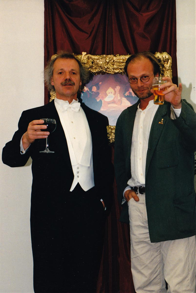 Hanco Kolk and Kees Kousemaker