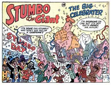 Stumbo the Giant, by Warren Kremer
