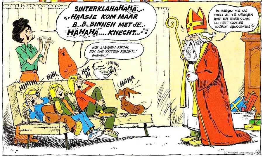jan kruis - lambiek comiclopedia