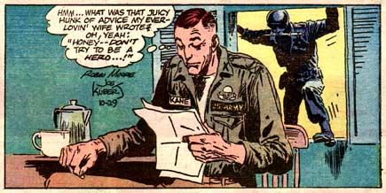 Tales of the Green Beret, by Joe Kubert