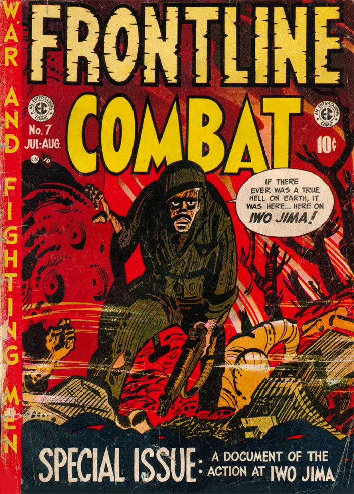 Frontline Combat by Harvey Kurtzman