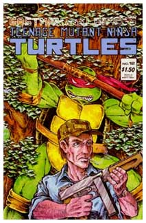 TMNT, by Peter Laird