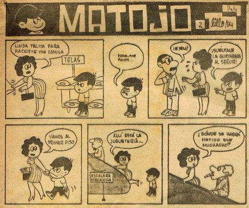 Mantojo by Lillo