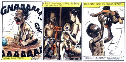 Koulou chez les Bantu, by Map Land