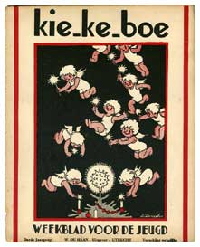 Cover for Kie-ke-boe