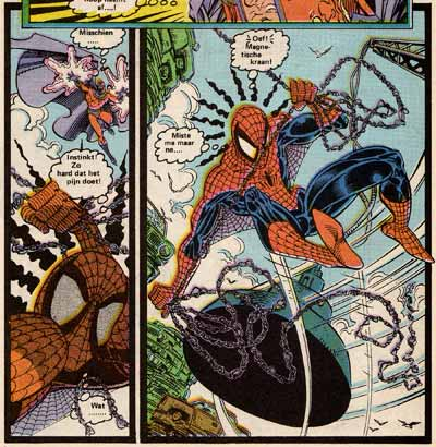 Spider-Man, by Erik Larsen