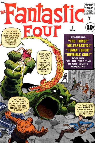 Fantastic Four by Stan Lee
