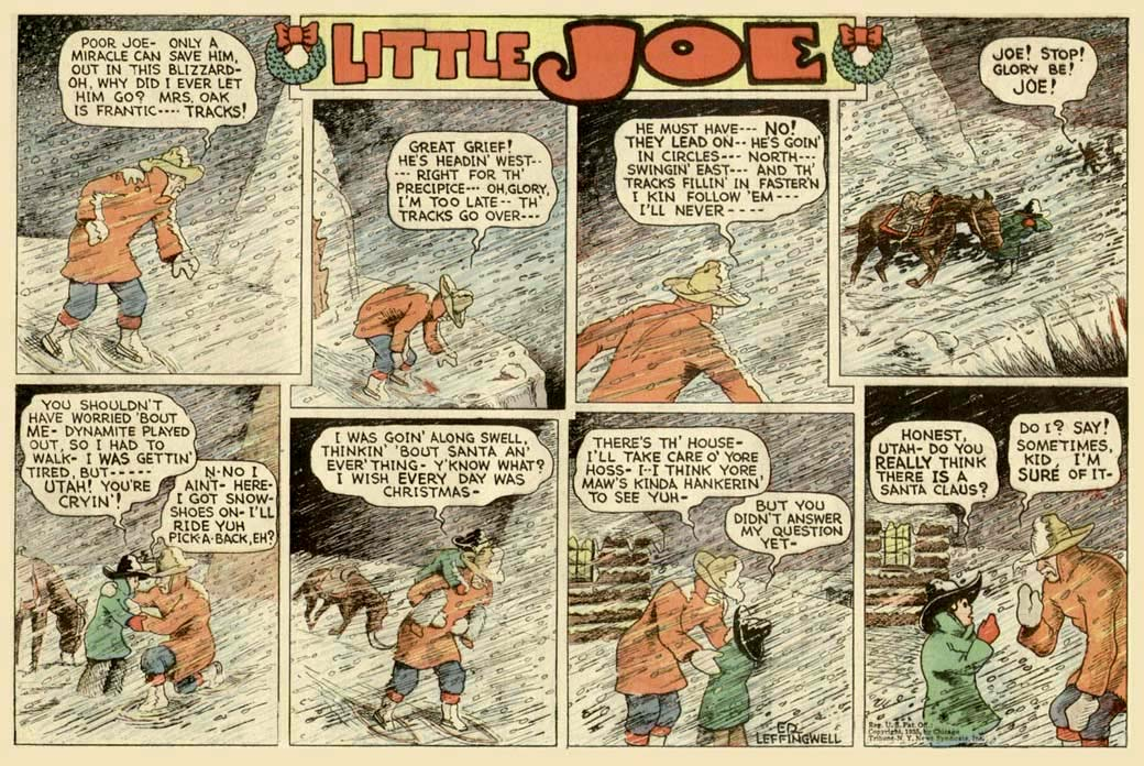 Little Joe, by Ed Leffingwell (1935)