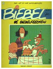 Biebel cover, by Ikke