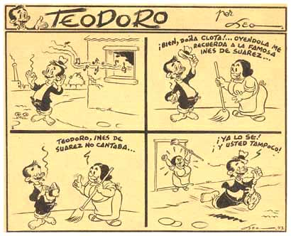 Teodoro, by Leo