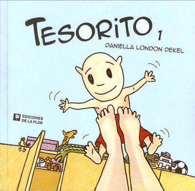 Tesorito by Daniella London Dekel