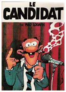 Le Candidat, by Malo Louarn