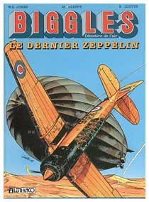 Biggles, by Eric Loutte