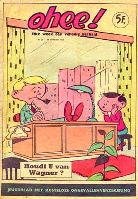 Cover for Ohee, 1963