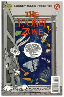 Looney Tunes, by Nelson Luty