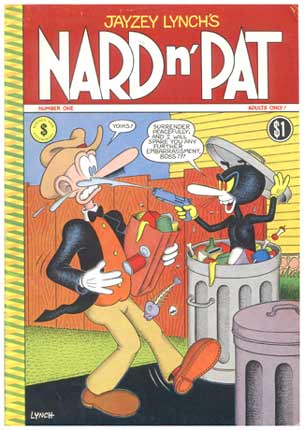 Nard n' Pat, by Jay Lynch