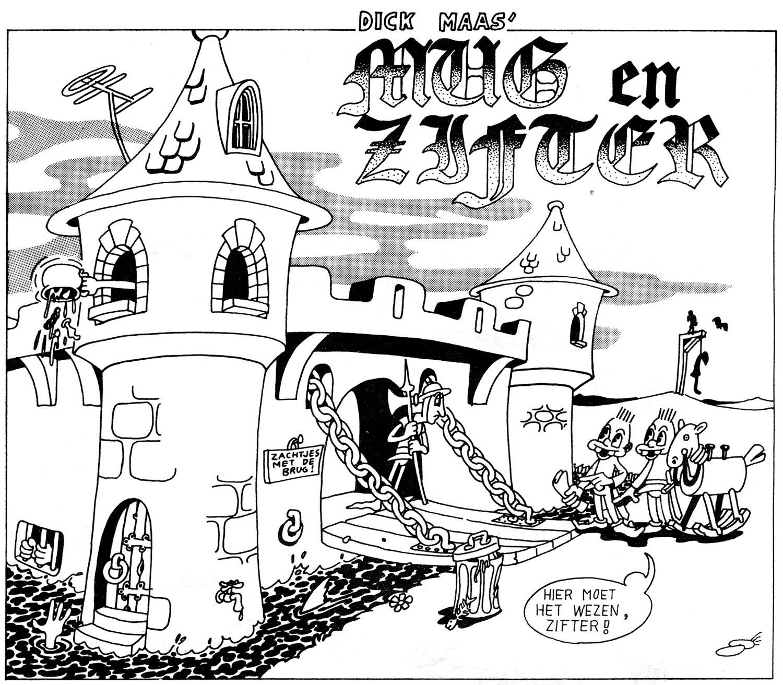 Dick Maas - Lambiek Comiclopedia
