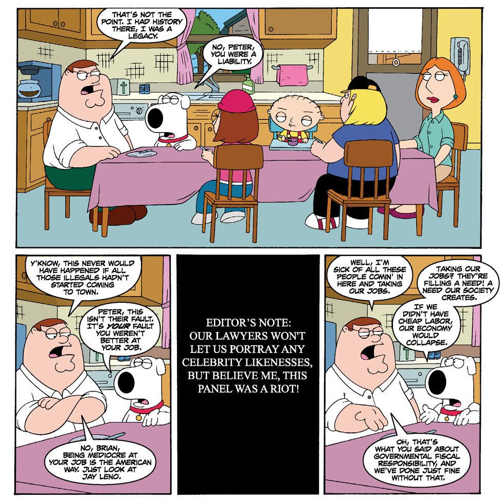 Seth Macfarlane Lambiek Comiclopedia Cherry currently serves as a writer/producer on family guy. seth macfarlane lambiek comiclopedia