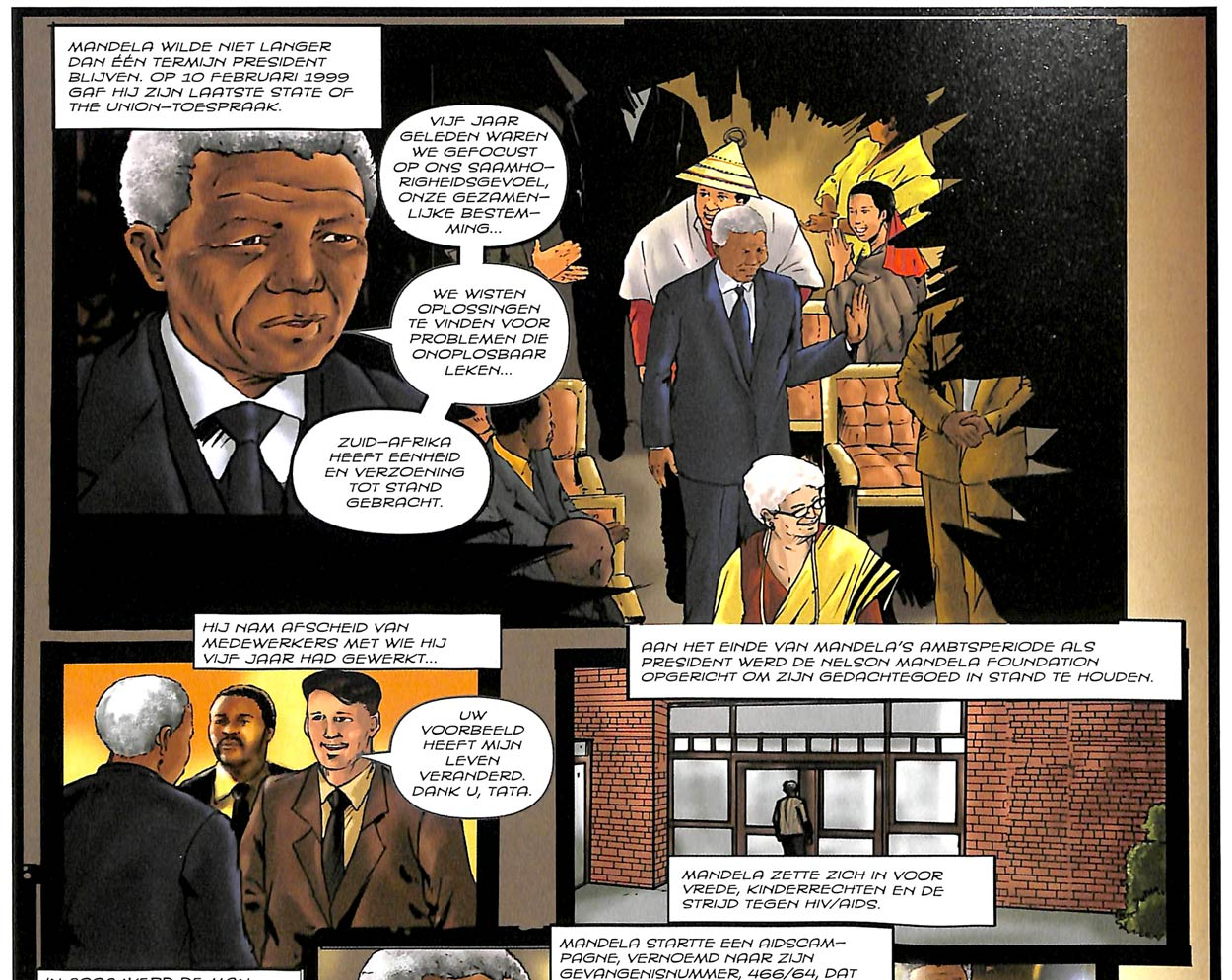 The Madiba Legacy Series by Pitshou Mampa
