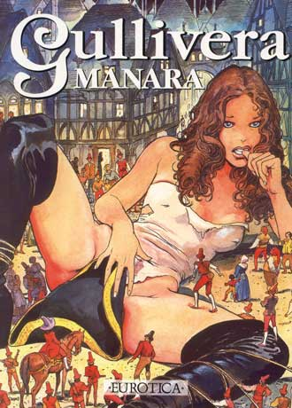 manara gullivera cover Free Adult Comics. Added: February 13, 2012 Tags: adult comics, adult erotic ...