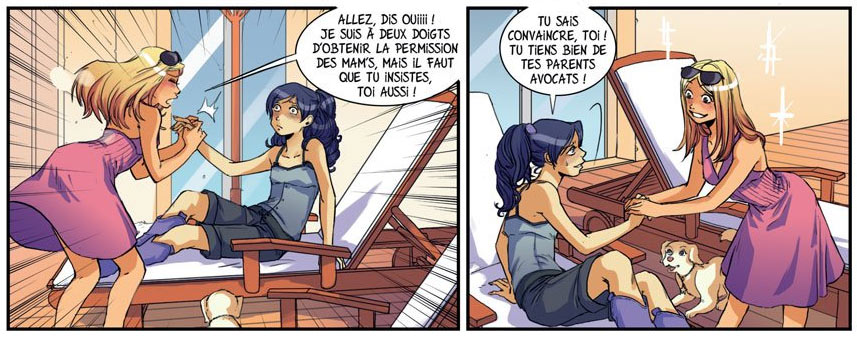Meilleures Ennemies by Manboou