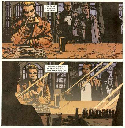 Hellblazer, by Leonardo Manco