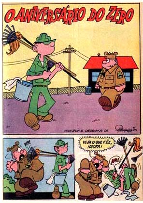Beetle Bailey by Primaggio Mantovi